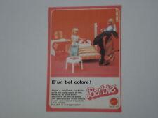 advertising Pubblicità 1977 BARBIE e SKIPPER MATTEL
