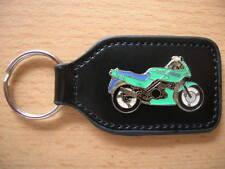 Schlüsselanhänger Kawasaki GPZ 500 S / GPZ500 S / GPZ500S grün Motorrad 0374