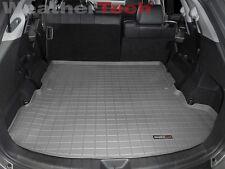 WeatherTech Cargo Liner Trunk Mat for Mazda CX-9 - 2007-2015 - Grey