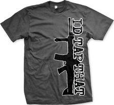 I'd Tap That AR-15 Gun 2nd Amendment Rights Funny Statements -Men's T-shirt