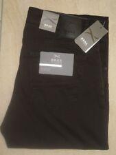BRAX Jeans Stretchjeans Cadiz dunkelbraun softe, edle Ganzjahresware  NEUWARE