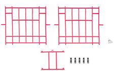 Vorsatzgitter-Zellengitter-Zellentüren Tauben Witwerzellen 5 Satz in 5 Farben
