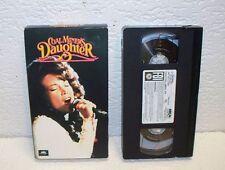 Coal Miner's Daughter VHS Video Loretta Lynn Levon Helm Early Pressing
