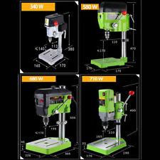Drill Press Bench 340W 580W 680W 710W Stand Bench Metal Wood Drilling Machine