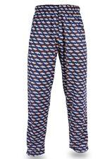 Denver Broncos NFL Men's Team Logos Sleepwear Lounge Pajama Pants: S-XL