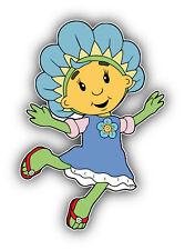 Fifi And The Flowertots Cartoon Fifi Sticker Bumper Decal - ''SIZES''