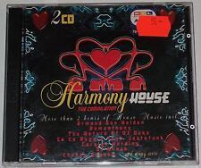 HARMONY HOUSE 2 CD (c) 1995 ARMAND VAN HELDEN / ANGEL MORAES