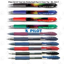 Pilot G2 Grip Gel Ink Rollerball 0.5mm 0.7mm 1.0mm SINGLE & PACK OF 3