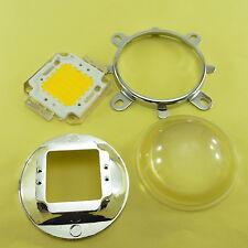 70 W LED con reflector de lente, y soporte para Diodo Luz Blanca Cálida