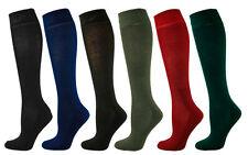 Womens Bamboo Knee High Socks