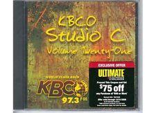 KBCO Live in Studio C Volume 21 Sealed Fray Marley Gray Lamontagne Franti