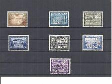 Deutsches Reich 1939/41, Einzelmarken aus MiNrn: 702-713,773-778 o, gestempelt