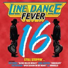 Various Artists - Line Dance Fever Volume 16 - Various Artists CD QOVG The Cheap