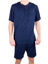 Seidensticker Herren kurzer Schlafanzug Pyjama Kurz - 146472