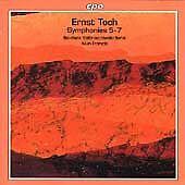 Ernst Toch: Symphonies Nos. 5-7, New Music