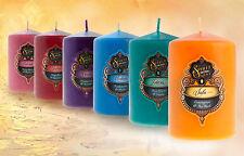 1 x Buckley & Phillips Spirit Of The Orient Medium Pillar Candle Australian Made