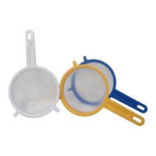 Passiersieb mit Halterung Ø 14 cm aus Kunststoff, Sieb, Küchensieb, Seiher