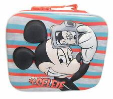 Déjeuner Disney Mickey Mouse 3D EVA Selfie école Sac