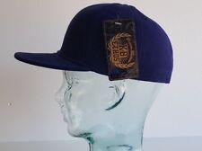 KB Ethos Fitted Plain Caps Plat Pic BNWT Hip Hop Snapback/Base-ball Violet Foncé