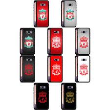 Officiel Liverpool Football Club Crest 2 Armour Lite Case pour SAMSUNG TÉLÉPHONES