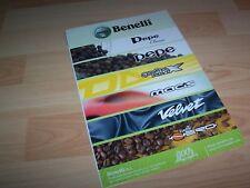 Dépliant / Brochure BENELLI 2011 //