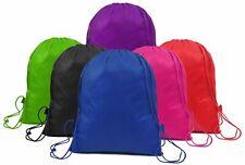 Premium Drawstring Bag Waterproof School Drawstring Duffle Bag Sport Gym Swim