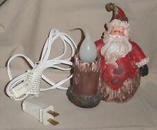 "Old World Christmas Vintage Santa Claus Nite Light 5.5"" Tall Country Home Decor"