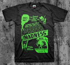 REEFER MADNESS - T Shirt (Devils Harvest Weed)