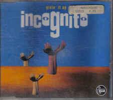 Incognito-Givin It up cd maxi single