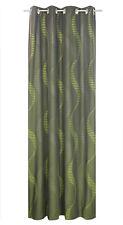 Jacquard Ösenschal Lupara blickdicht Farbe 925 grün / 5 Größen