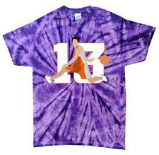 "Tie-Dye Steve Nash Phoenix Suns ""13 Pic"" T-Shirt"