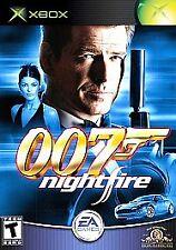 James Bond 007 Nightfire - Xbox Electronic Arts Video Game