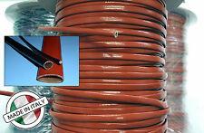 Glasfaser Schlauch Silikonschlauch Silikon Gewebeschlauch 4000V 100 METER
