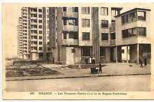 CP 93 SEINE-SAINT-DENIS - Drancy - Les Premiers Gratte-Ciel de la Région Parisie