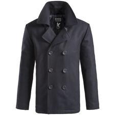 Surplus vintage us navy style homme militaire armée travail caban veste en laine nouveau