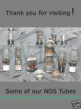 One Fully Tested NOS Vacuum Tube 12EN6