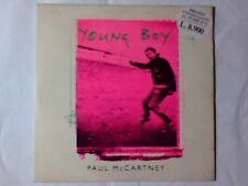 PAUL McCARTNEY Young boy cd singolo 2 trks BEATLES ELO