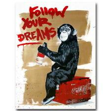 Antiquitäten & Kunst Banksy Dreams Cancelled Graffiti Street Art Art Print Poster HP4143