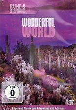 DVD NEU/OVP - Wonderful World - Bilder und Musik zum Entspannen und Träumen