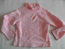 Cakewalk bonito Basic camisa con alto cuello talla 104 nuevo