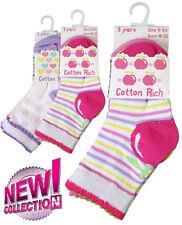 Babies socks, pack of 3.