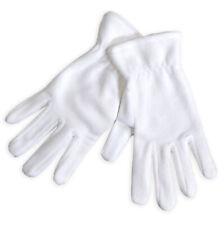 Ladies Gloves New Womens Micro Fleece Super Soft Cream Winter Glove One Size