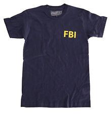 FBI t-shirt, FBI tee, secret service t shirt, police, CIA t-shirt