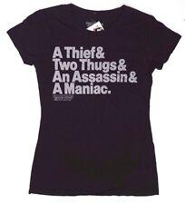 "Marvel Guardians Of The Galaxy ""Thief Thug Assassin Maniac"" Women's T-Shirt S-XL"