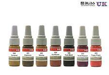 SPMU Doreme Microblading Pigment, PMU Tattoo Brow Permanent Liquid Ink Cups Pots