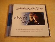 CD / BOUDEWIJN DE GROOT - HET MOOISTE VAN