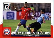 2015 Donruss Soccer International Superstars Inserts