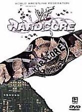WWF - Hardcore (DVD, 2001) SKU 658