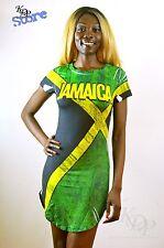KenJeanne JAMAICA Form-Fitting Dress