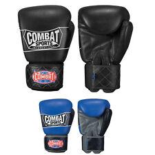 Combat Sports Muay Thai-Style Boxing Training Gloves